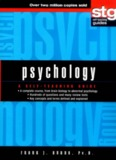 Psychology - A Self-Teaching Guide