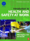 Introduction to Health and Safety at Work, Fourth Edition