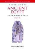 a companion to ancient egypt