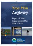 public rights of way plan 2008-2018