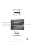 CCNP Routing Study Guide, Todd Lammle & Sean Odom with Kevin