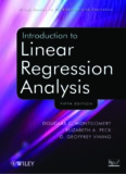 Introduction to Linear Regression Analysis, 5th ed.