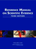 Reference Manual on Scientific Evidence: Third Edition