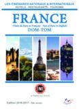 """Télécharger le guide """"France (sauf Paris-Ile de France) DOM-TOM"""""""